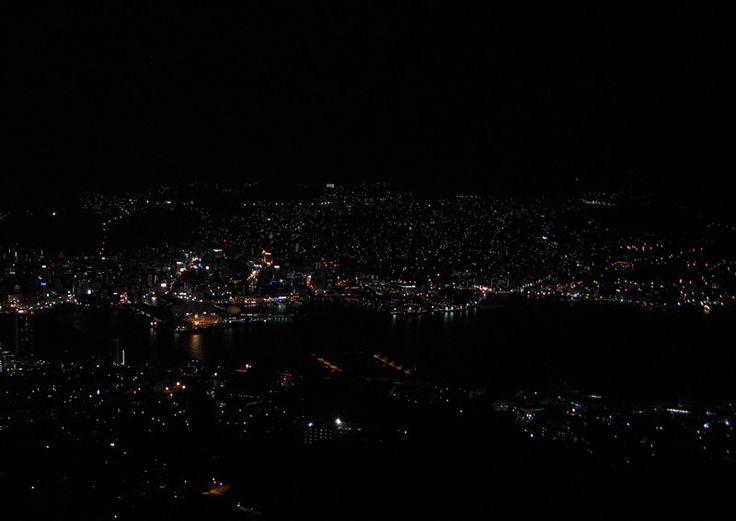 稲佐山展望台 Mt. Inasa observatory