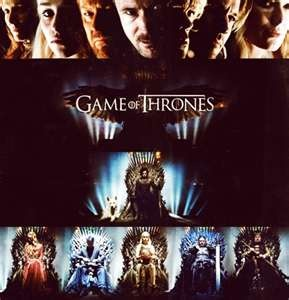 Game of Thrones, one of the best HBO show's ever.... give me a knight, a sword and a horse and I am hooked!!