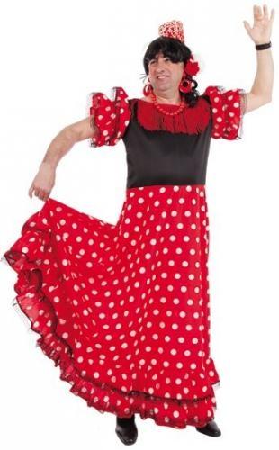 Disfraz de Sevillana adulto. Spanish boy costume ;) . www.leondisfraces.es
