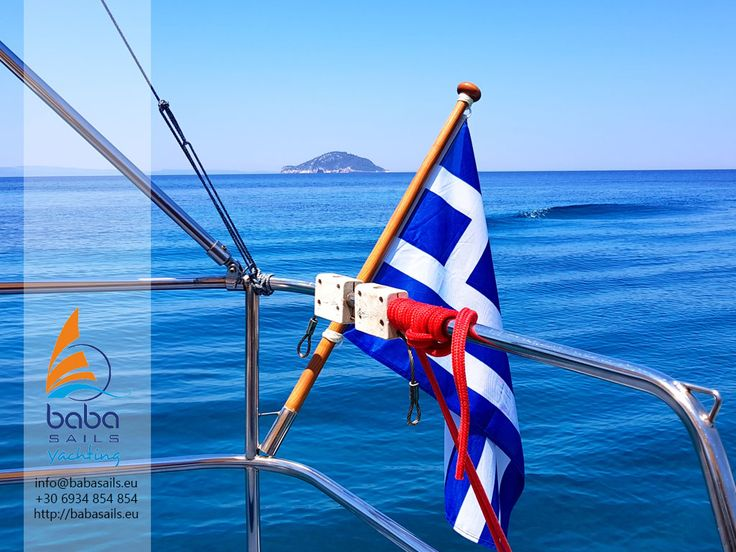 Summer Holidays in #Halkidiki #greece with #babasails Yachting !!