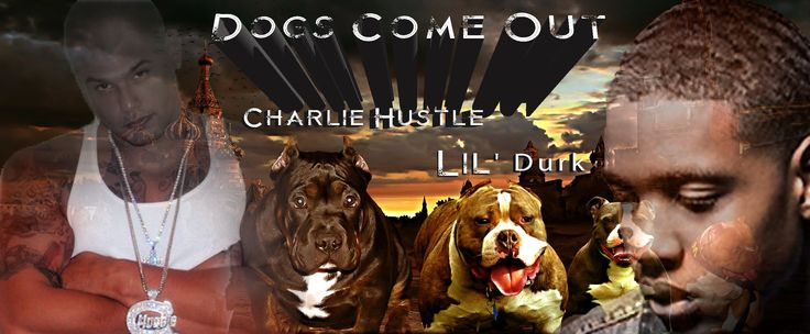 Charlie Hustle ft LiL' Durk Dogs Come Out | BEHIND THE SCENES