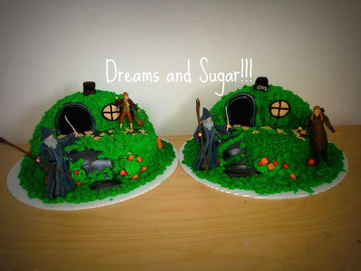 the hobbyt's cakes
