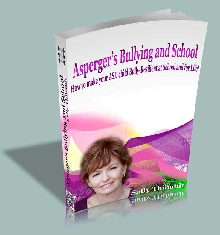 Asperger's Bullying and School!  Helping make your AS Child Bully-resilient at school and for Life!    Children diagnosed on the Autism Spectrum are more likely to be bullied than any other group of children.  We need to teach them to be bully-resilient for school and for life.  Available soon!  http://www.davidsgift.com.au    Facebook http://www.facebook.com/aspergersparentconnect  Or follow on Twitter for launch details https://www.twitter.com/wisemothers