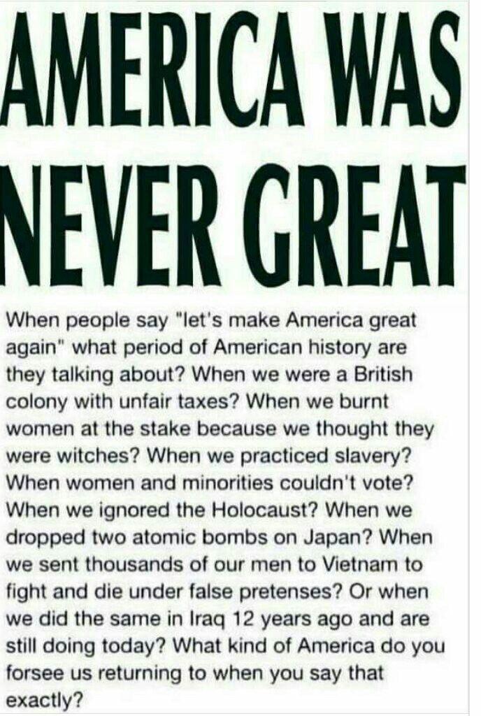 not to mention what was done to Native Americans - ̗̀niña de arte ̖́- pinterest: @artsywalnut