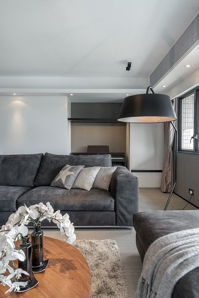 Awesome Sq Ft House Designed By Comodo Interior Furniture Design For A Youthful Sport Lover Situated In Tai Wai Hong Kong China