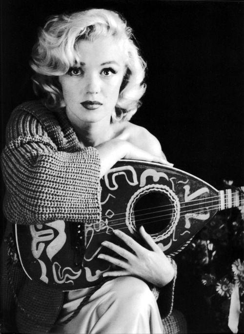 Marilyn Monroe photographed by Milton Greene in 1953 – Neneh