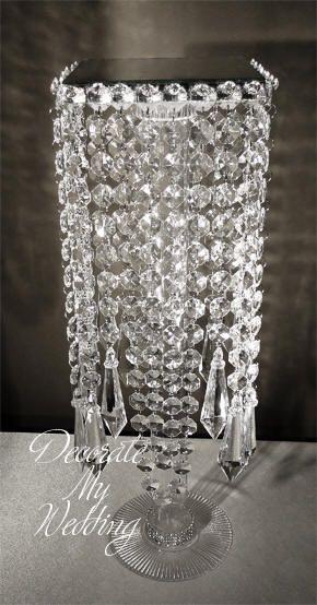 Best 25 Crystal Centerpieces Ideas On Pinterest