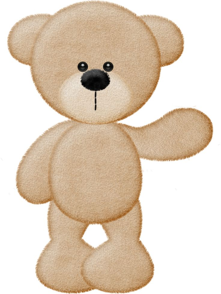 teddy bear clip art pinterest - photo #7
