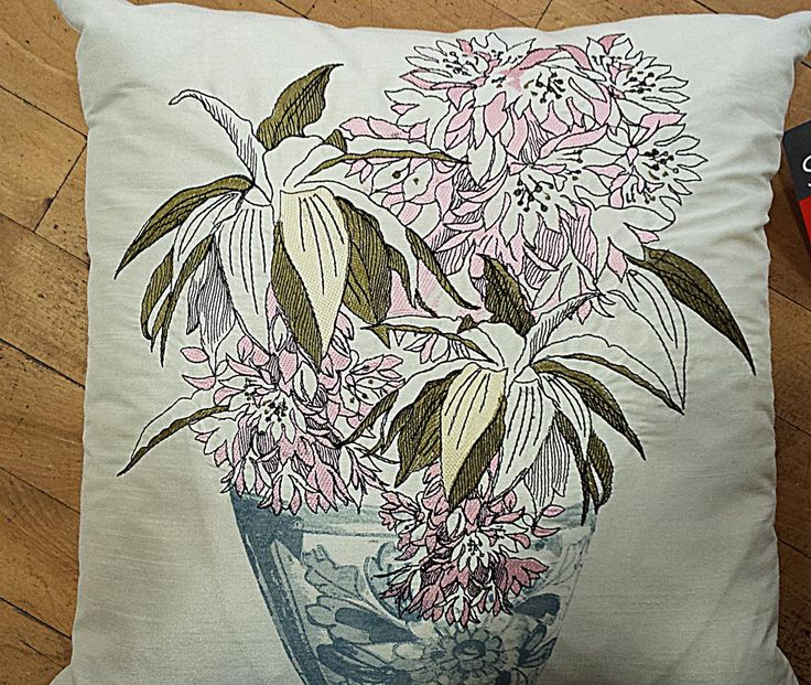 Lovely floral placement print by Laura Ashley