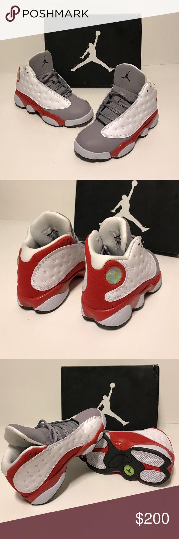 Jordan Retro 13 PS 12.5c