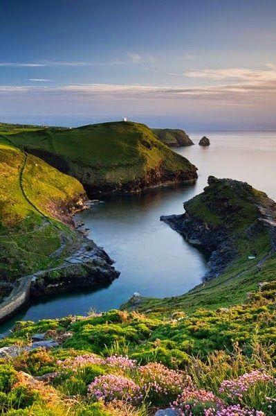 Natural Beauty -Cornwall , England.