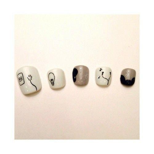 ZOZOPEOPLE   atelier+LIM - おすすめfoot nail ...〇