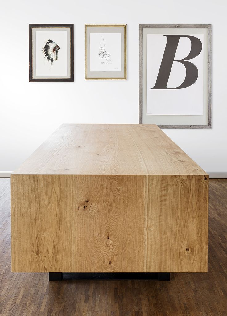 Model dinesen in oak garde hvalse thought and wood with for Model deco cuisine