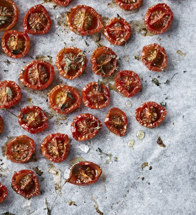 Guide til ovntørrede tomater - MadOgBolig.dk Mobil