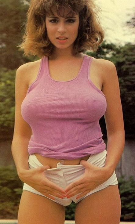 Christy Canyon 80S  The Infamous Christy Canyon Is -7356