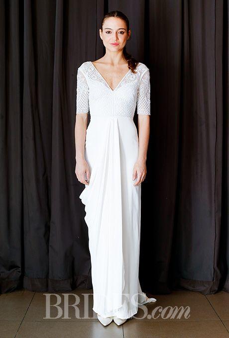 Brides: Temperley Wedding Dresses   Spring 2016   Bridal Runway Shows   Brides.com | Wedding Dresses Style
