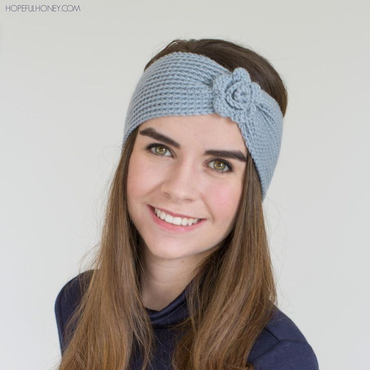 Flower Headband Tutorial: 25+ Unique Crochet Flower Headbands Ideas On Pinterest