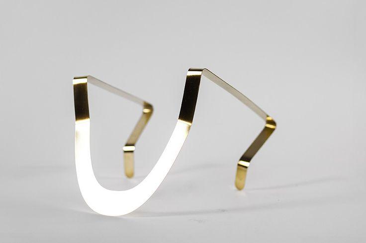 parabola - necklace