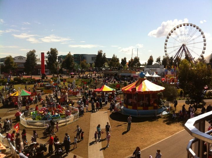 Melbourne Showgrounds in Ascot Vale, VIC the Royal Melbourne Show, car shows, expos and conventions