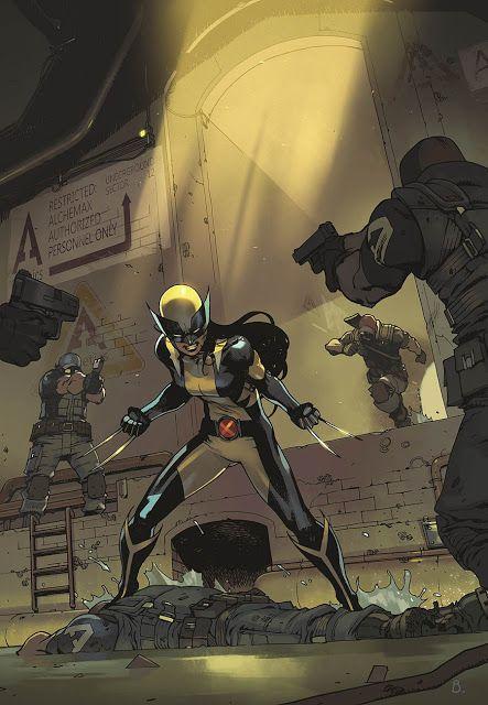 Tom Taylor fala sobre Laura e o legado de Wolverine ~ Universo Marvel 616