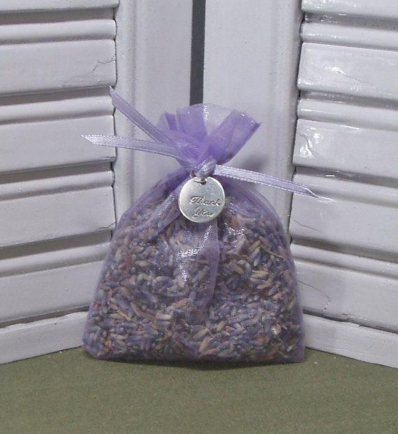 Geurzakje met lavendel