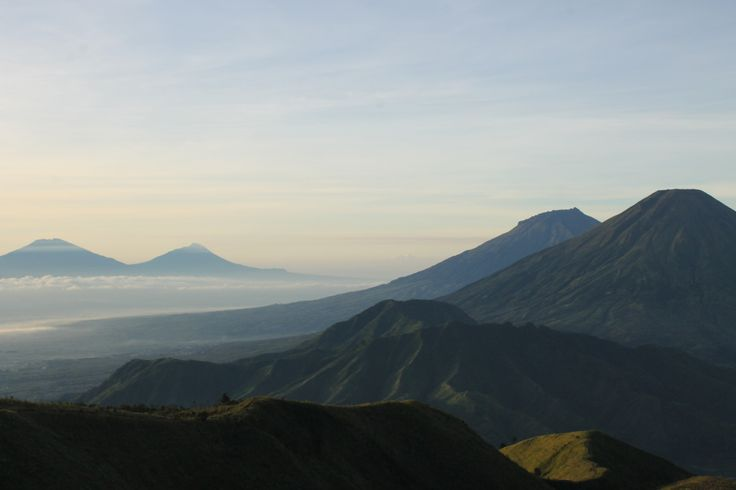 this pict take from mt. prau in Wonosobo Central Java...