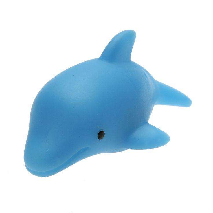 Небольшой детские игрушки ванны красочные из светодиодов мигает дельфин лампы бесплатная доставка #hats, #watches, #belts, #fashion, #style