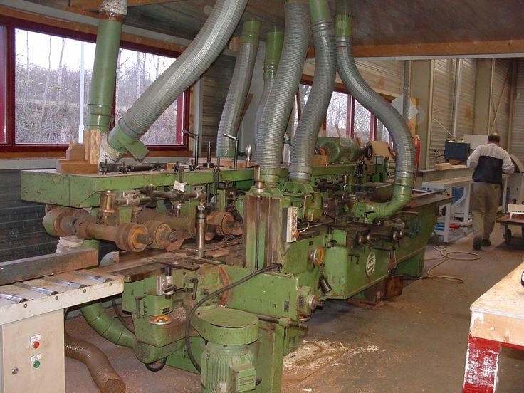 Machine van vroeger #Harryvan #Timmerfabriek