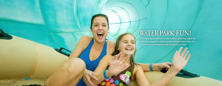 Learn what to look for when choosing a water park vacation.  #Indoor #water #parks