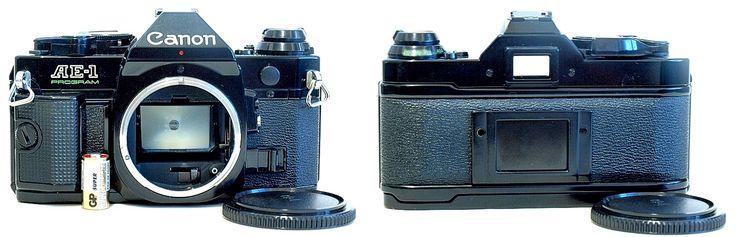 Film Camera Sale, Malaysia, Canon 35mm SLR Cameras, FD Lenses - Canon AE-1 Program, FD 50mm/1.8 SC, Fdn 50mm/1.8, FDn 28mm/2.8,