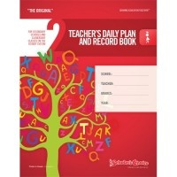Scholar's Choice Teacher's Daily Plan and Record Book 2 - Teaching Essentials | Scholar's Choice - Teacher Store