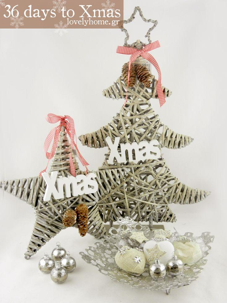 """36 μέρες μέχρι τα Χριστούγεννα! Αν ονειρεύεστε """"Λευκά Χριστούγεννα"""" στο Lovely Home έχουμε όλα τα διακοσμητικά και τα στολίδια για να κάνετε το όνειρο πραγματικότητα!"""