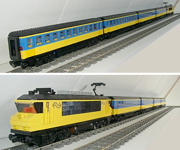 grote trein