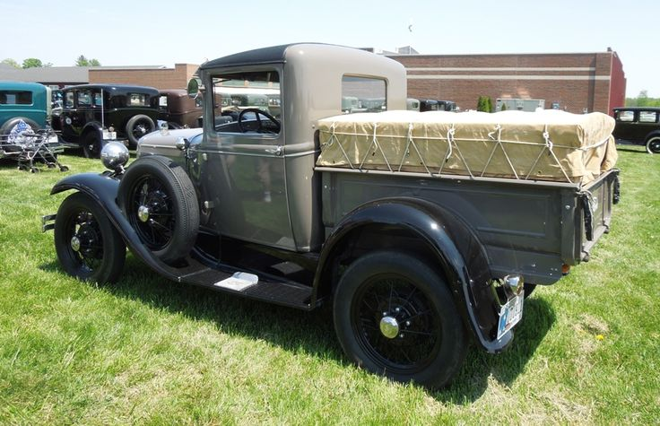 Model A commercial vehicles picture thread!! - Page 25 - The Ford Barn