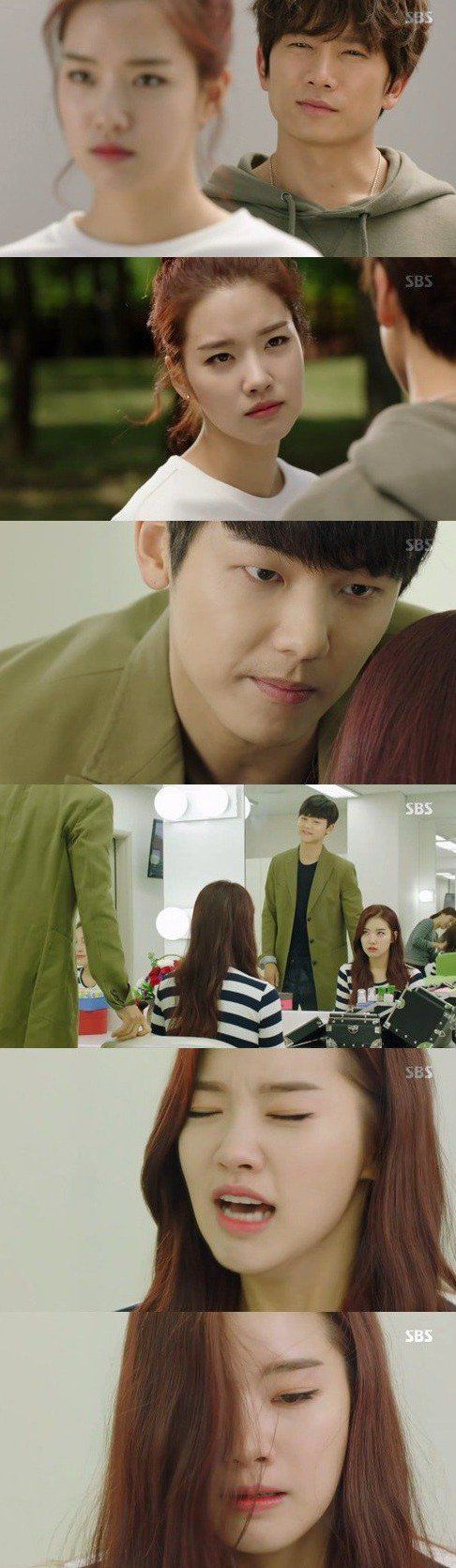 Added episode 10 captures for the Korean drama 'Entertainers'.