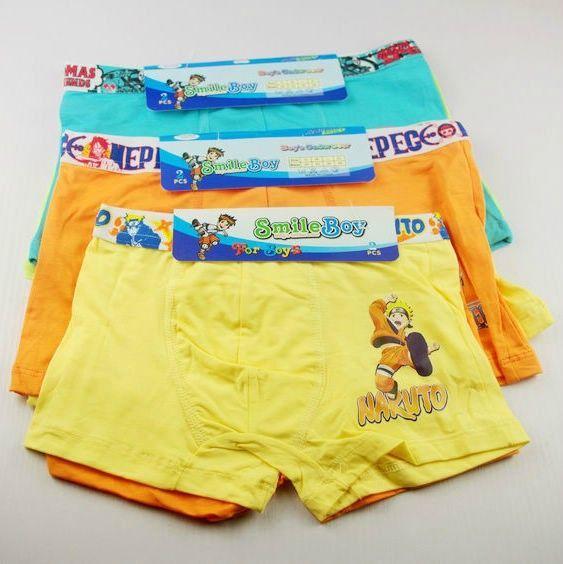 Модальные хлопок мальчик ребенок боксер трусы детские брюки ребенок дети нижнее белье Боксеры трусы трусы, хорошее качество 4 шт./лот