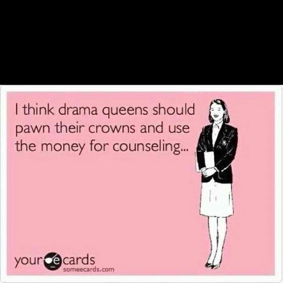 The 25+ Best Drama Queens Ideas On Pinterest