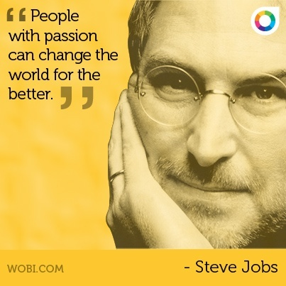 Steve Jobs About PASSION