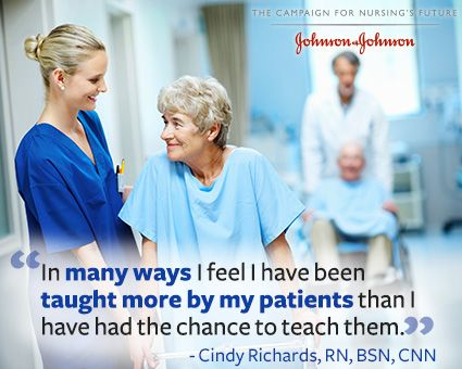 in our june 2015 issue of nursingnotes read insights on the lives of chronic disease nurses from nephrology nurse cindy richards rn bsn