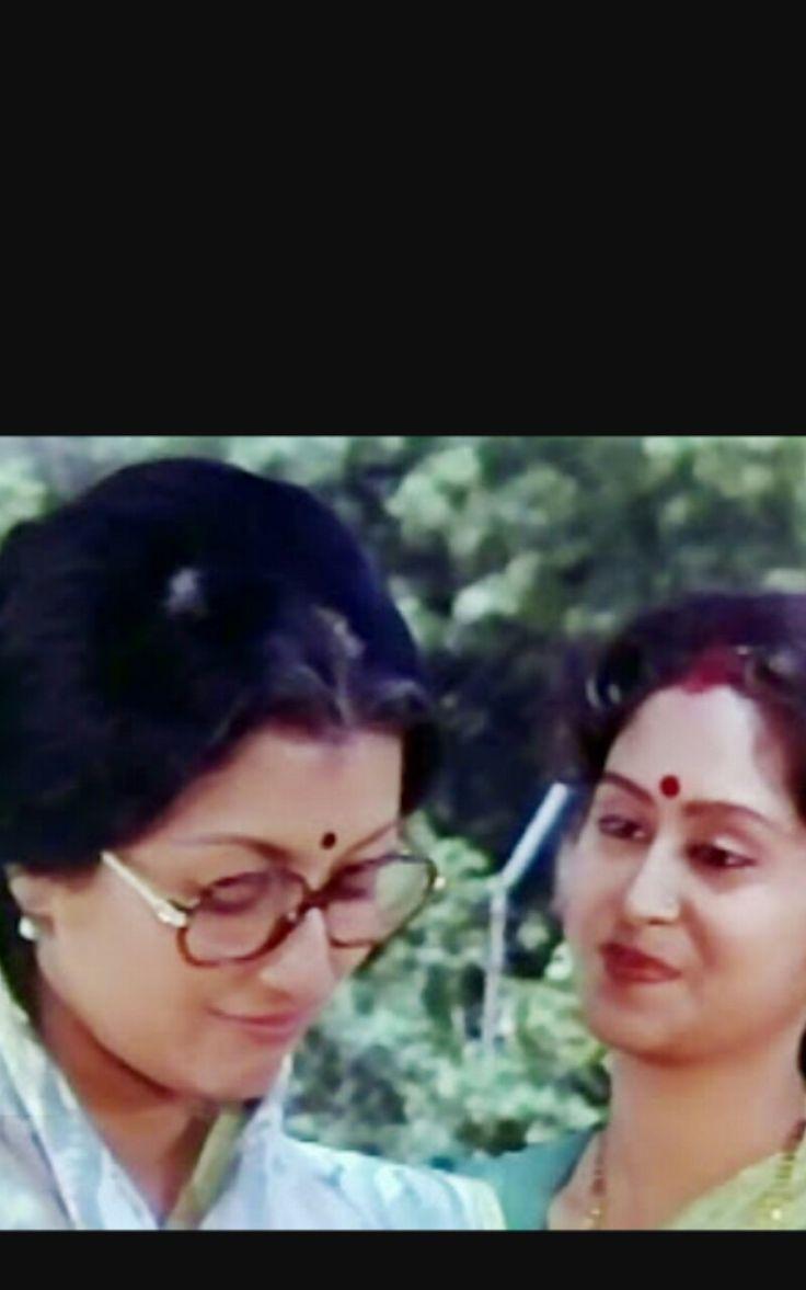 Swet pathorer thala (1992 ) dir Prabhat  Roy  Music  R D Burman  Starring  Aparna sen  Indrani Haldar  Rituparna sengupta  Sabyasachi Chakraborty