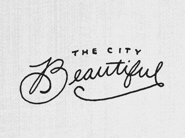 the city beautiful / zachary smith.