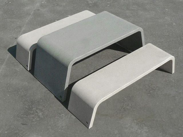 Best 25+ Concrete Bench Ideas On Pinterest | Concrete Wood Bench, Concrete  Furniture And Garden Seating