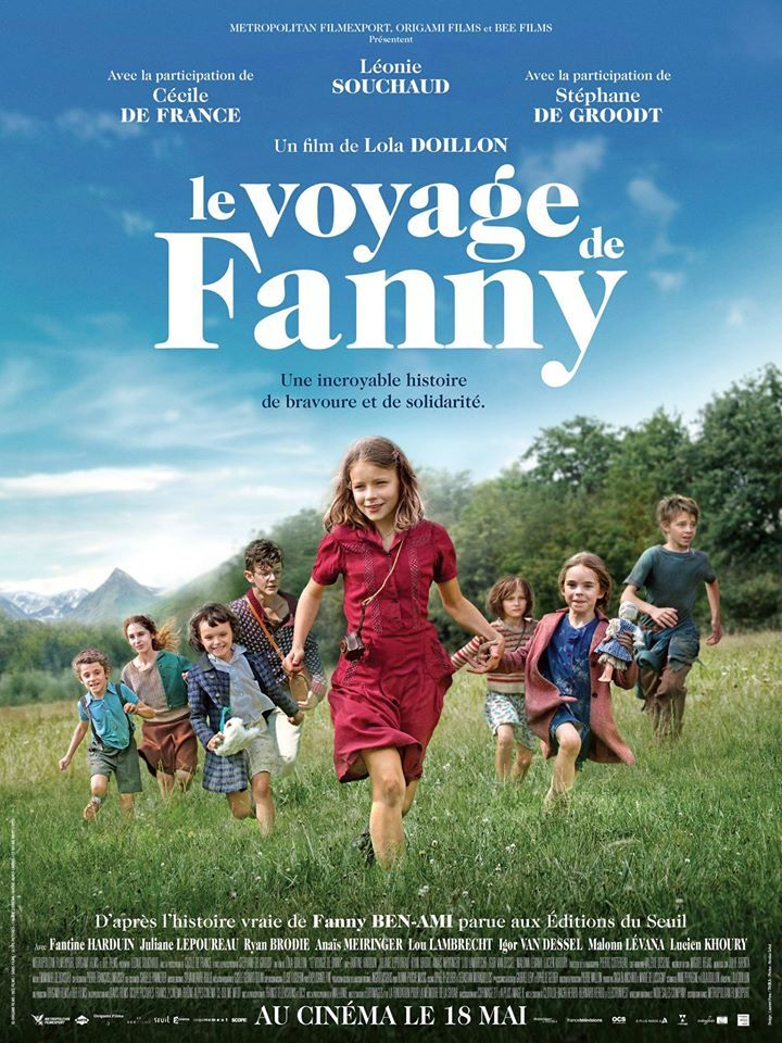 Le Voyage de Fanny | #LeVoyagedeFanny