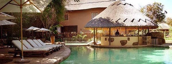 Chobe Marina Lodge Kasane