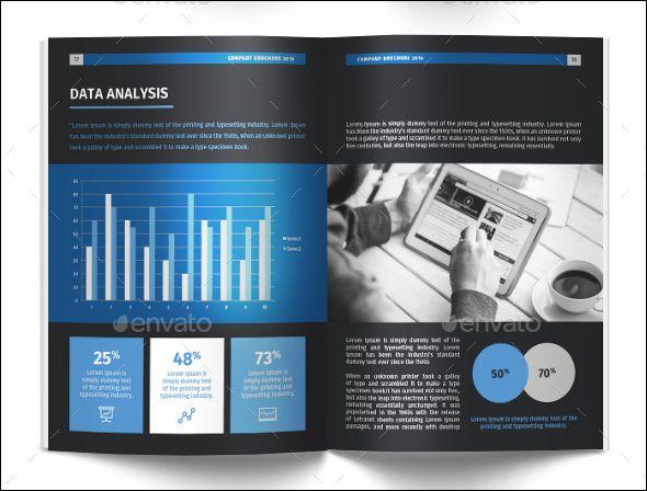 21+ Free Editable Corporate Brochure PSD Templates Corporate - free tri fold brochure templates for word