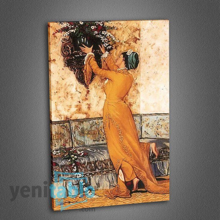Vazo Yerleştiren Kız Tablo http://www.yenitablo.com/b446-vazo-yerlestiren-kiz-tablo