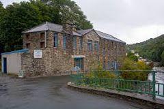 Laxey Woolen Mills -  Island of Man
