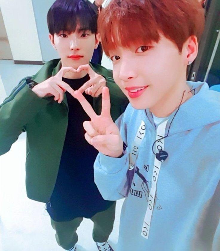 171210 #Gwanghyun IG update with #Sewoon