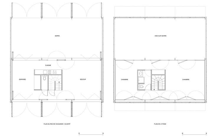 Lacaton y Vassal ; Maison Latapie