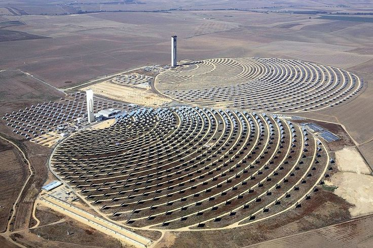 PS20andPS10 - List of solar thermal power stations - Wikipedia, the free encyclopedia